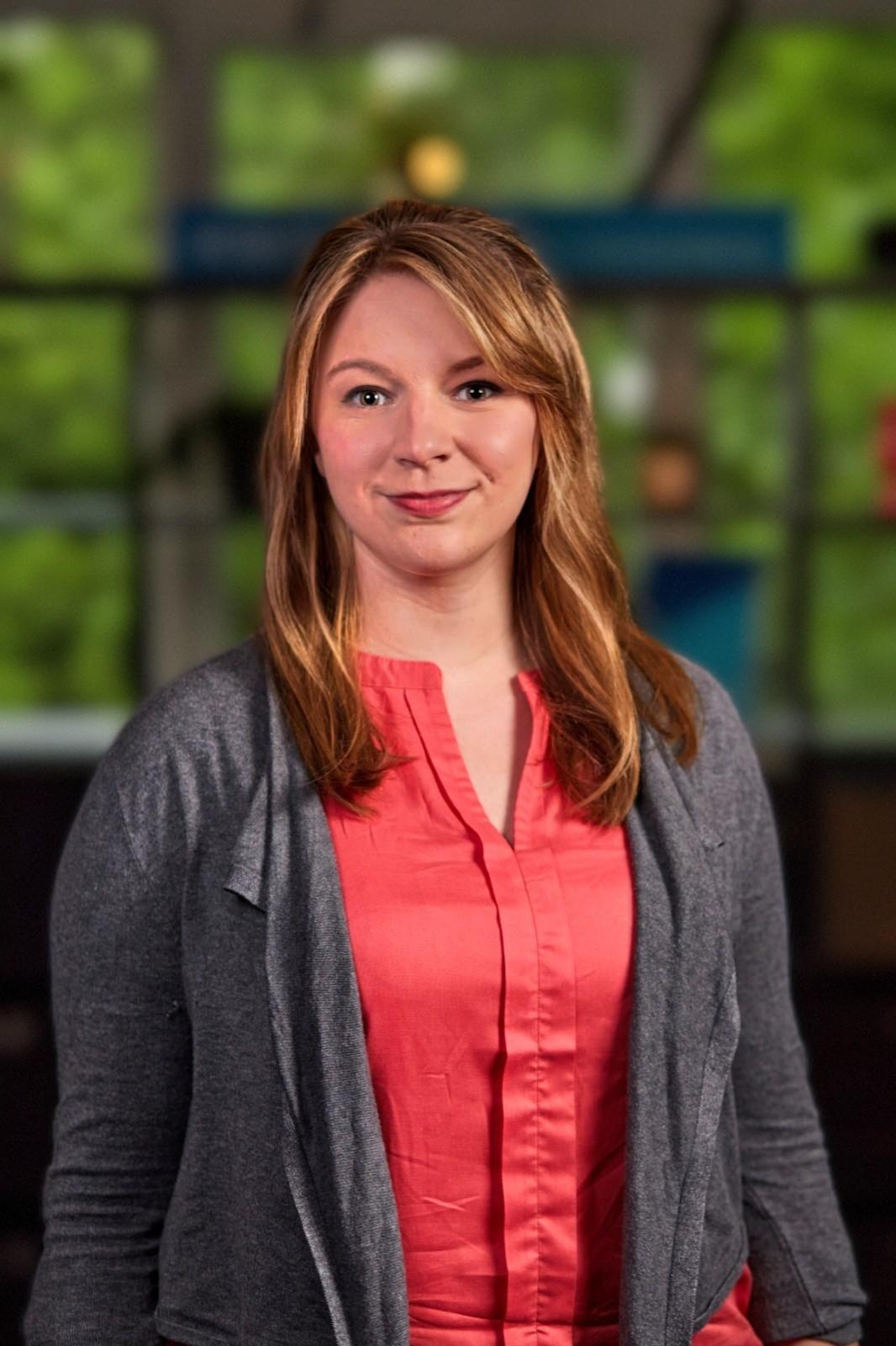 Denise Ruhrberg, Leiterin Onlinemarketing AIXhibit